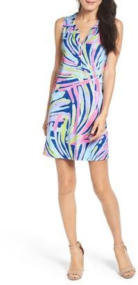 Women's Lilly Pulitzer Essie Shift Dress $98 thestylecure.com