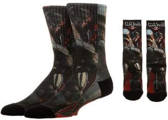 Bioworld Halo Wars 2 Sublimated Crew Socks