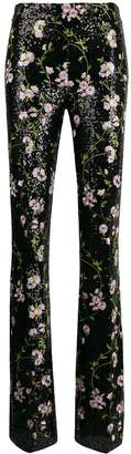 Giambattista Valli sequin embroidered trousers