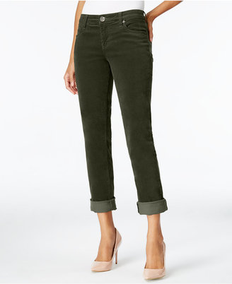 Kut from the Kloth Catherine Corduroy Pants, Only at Macy's $79 thestylecure.com