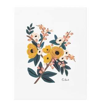 Lulu & Georgia Marigold Botanical Print