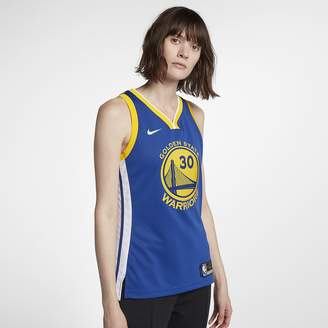 Nike Stephen Curry Icon Edition Swingman Jersey (Golden State Warriors) Women's NBA Connected Jersey