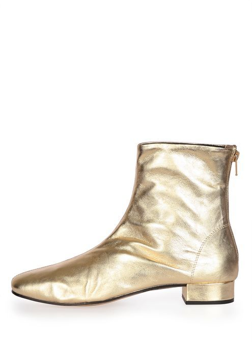 Topshop Topshop Krome leather boots