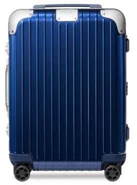 Rimowa (リモワ) - Rimowa Rimowa Men's Hybrid 52 Cabin Suitcase - Black