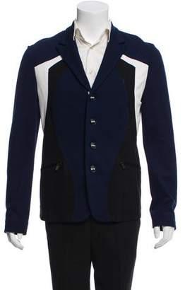 Y-3 Colorblock Knit Jacket