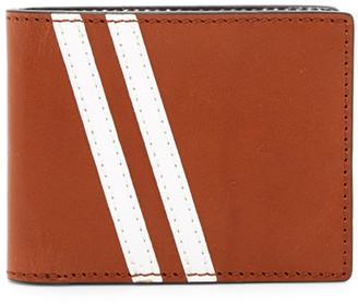 J-Fold Roadster Slimfold Leather Wallet $98 thestylecure.com