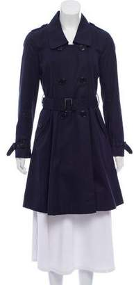 Ted Baker Double-Breasted Trench Coat