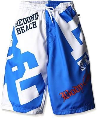Body Glove (ボディー グローヴ) - [ボディグローブ] 水着 X121-641 ブルー 日本 140-(日本サイズ140 相当)