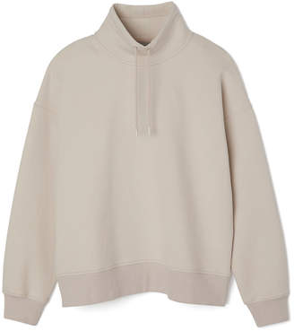Vince Funnel-Neck Pullover Sweater