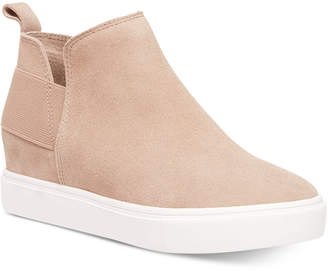 c226a327608 Steve Madden Women Shane Wedge Sneakers