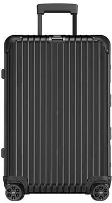 "Rimowa Topas Stealth 26"" E-Tag Multiwheel Spinner Luggage"