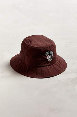 Stussy Crushable Stock Lock Bucket Hat