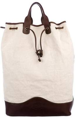 Ghurka Maritime Canvas Sling Bag