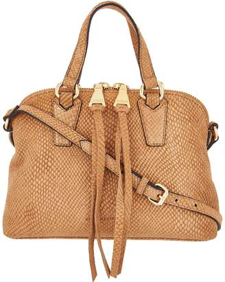 Aimee Kestenberg Leather Dome Crossbody- Nova