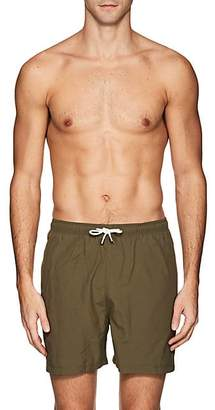 Solid & Striped MEN'S THE CLASSIC SWIM TRUNKS - OLIVE SIZE S