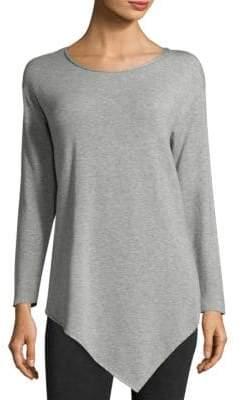 Joie Soft Tammy Asymmetrical Long Sleeve Top