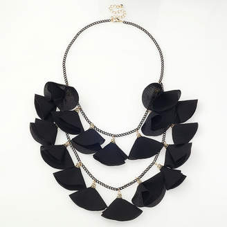 BIJOUX BAR Bijoux Bar Womens Beaded Necklace