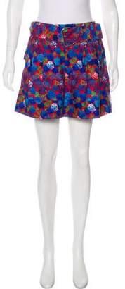 Marc Jacobs Printed Mini Shorts
