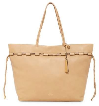 Vince Camuto Sada Leather Tote Bag