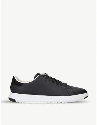 Cole Haan Grandpro Tennis leather trainers