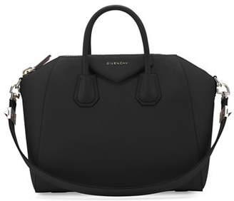 Givenchy Antigona Medium Leather Satchel Bag $2,435 thestylecure.com