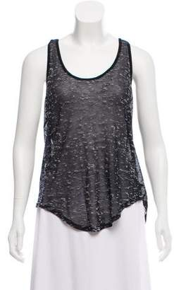 Etoile Isabel Marant Sleeveless Scoop Neck Top