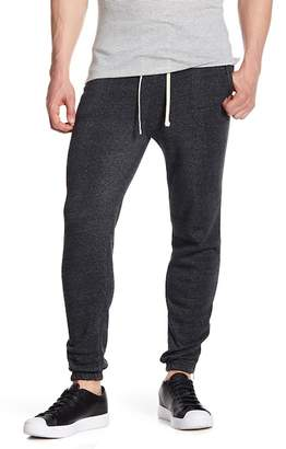 Alternative Saturday Zip Hem Joggers