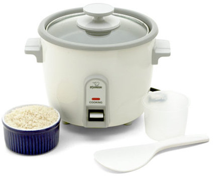Zojirushi 3-c. Rice Cooker