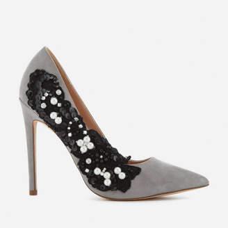 62a9f80d9821 Kurt Geiger Women s Bounty Embellished Side Court Shoes