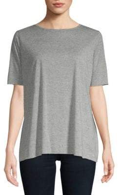 Back Vent Tee
