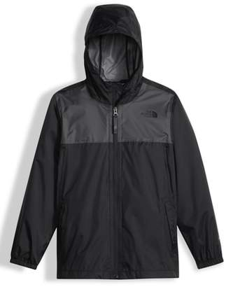 The North Face Zipline Hooded Rain Jacket