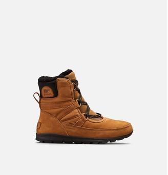 Sorel Whitney Short Lace Premium Boot