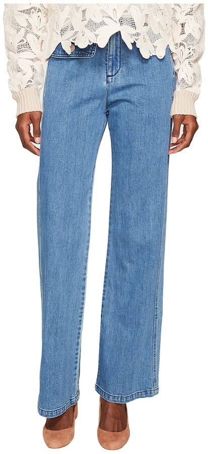 See By Chloe See by Chloe - Denim Pants Women's Jeans