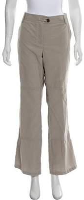 Armani Collezioni Woven Corduroy Pants Beige Woven Corduroy Pants
