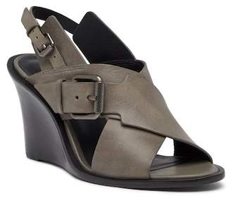AllSaints Elin Slingback Wedge Sandal