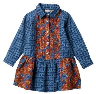 Mimi & Maggie Boho Shirt Dress (Toddler, Little Girls, & Big Girls)