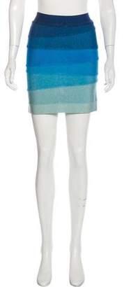 Herve Leger Riley Bandage Skirt