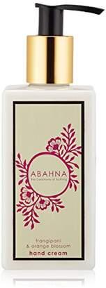 Abahna (アバーナ) - アバーナ ハンドクリーム フランジパニ&オレンジブロッサム 250ml