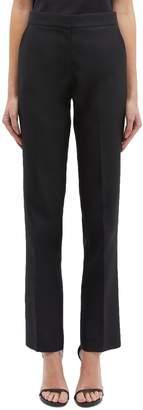 Thomas Laboratories Puttick Split back cuff suiting pants