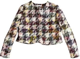 Printed Tweed Jacket
