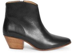 Isabel Marant Dacken Leather Booties