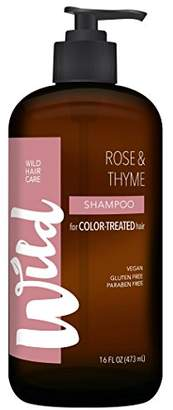 Wild Shampoo for Color Treat Hair