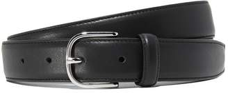 Club Monaco Leather Dress Belt