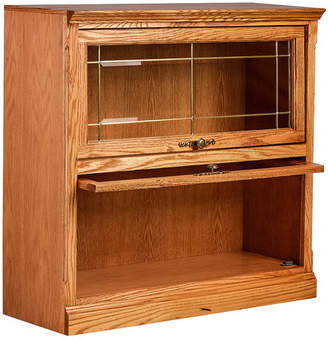 URBAN RESEARCH Loon Peak Mobley Traditional Legal Barrister Bookcase