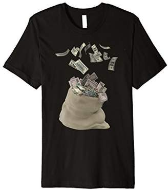 USD Cash Money Bag T-Shirt