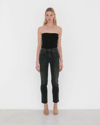 Khaite Victoria Straight Leg Jean