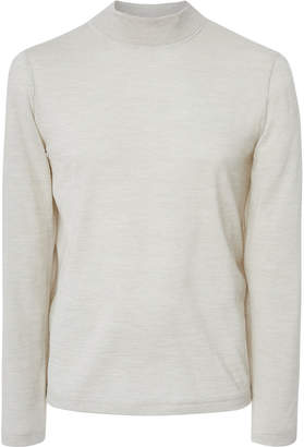 Jil Sander Long Sleeve Mockneck Sweater