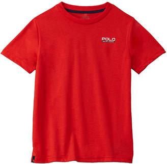 Ralph Lauren Polo Boys' Performance T-Shirt