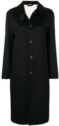 MACKINTOSH 0001 single breasted coat