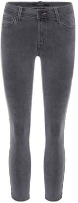 J Brand Capri cropped skinny jeans